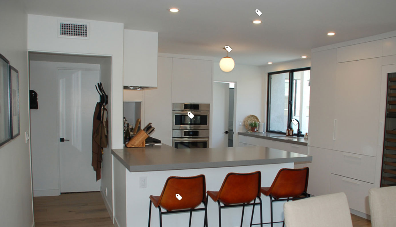 From Houzz Manhattan Beach Interior Remodel Green Building By Design